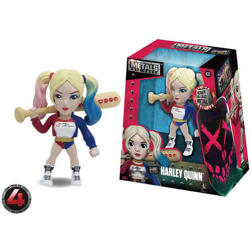"Metals Suicide Squad 4"" DC Figure, Harley Quinn by Generic"