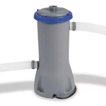 Bestway - Flowclear 1000 Gallon Filter Pump (Best Way To Get Rid Of Smoke Smell)