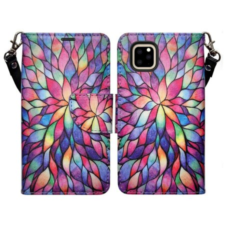 for Apple iPhone 11 Pro Max (6.5inch) Wallet Purse Cell