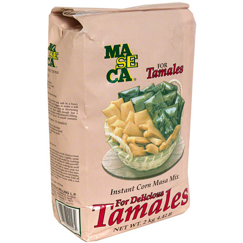Maseca Instant Corn Masa Mix, 4.4LB (Pack of 10)