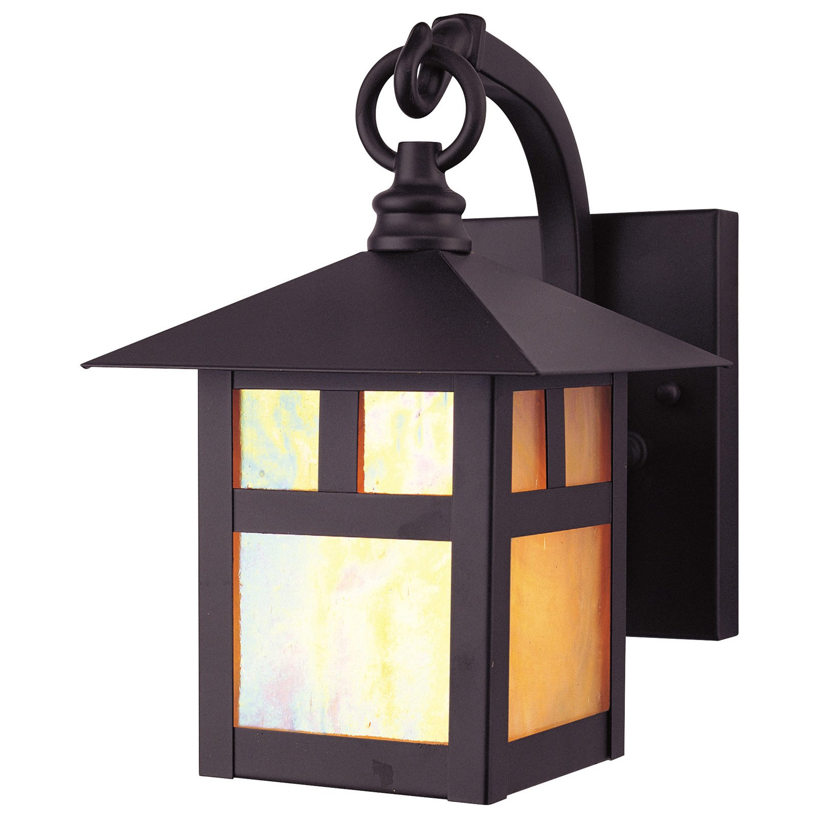 Livex Lighting Montclair Mission 1 Light Outdoor Wall Lantern