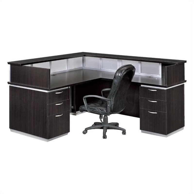 Flexsteel Pimlico Laminate Right Reception Desk