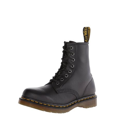 dr. martens women's 1460 w 8 eye boot, (8 Eye Bolts)