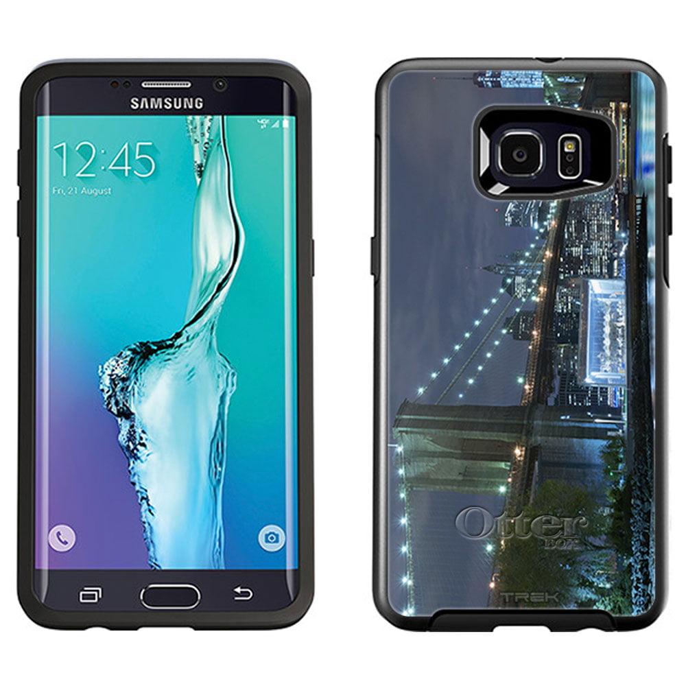 OtterBox Symmetry Samsung Galaxy S6 Edge Plus Case - Brooklyn Bridge at Night OtterBox Case