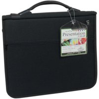 "Royal and Langnickel Soft Black Nylon Presentation Case, 8.5"" x 11"""