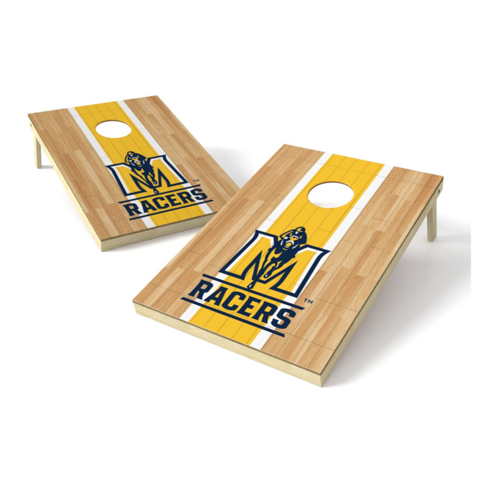 2x3 Shield Game College Hardwood Murray State