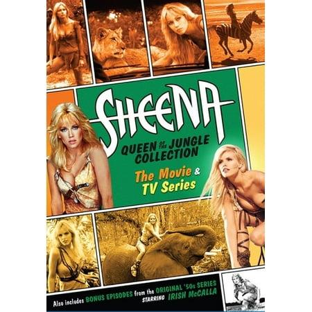 Sheena Collection-original Movie/complete Series/1955 Episodes [dvd/6 Disc] (Mill Creek Entertainment)