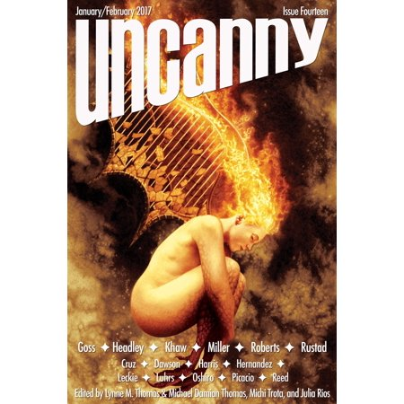 Uncanny Magazine Issue 14 - eBook