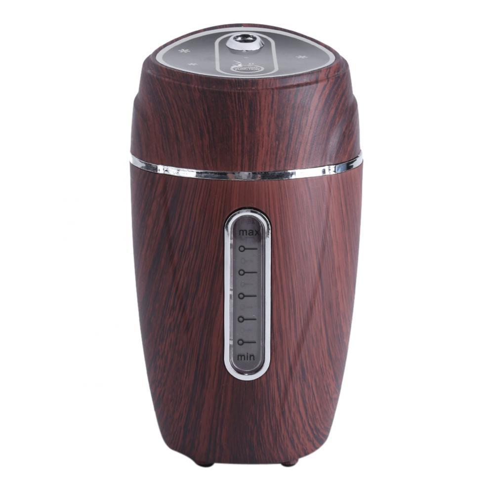 VBESTLIFE Ultrasonic Humidifier,USB Car Office Ultrasonic Adjustable Humidifier Air Purifier Aroma Diffuser Mist Maker