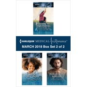 Harlequin Medical Romance March 2018 - Box Set 2 of 2 - eBook