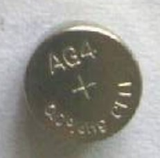 AG4 / LR626 Alkaline Button Watch Battery 1.5V - 2 Pack - FREE SHIPPING!