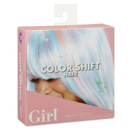 Who's That Girl Color Shift Hair- Sunset Pink