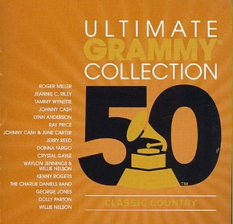 Ultimate Grammy Collection: Classic Country (CD) (Free Classic Music)