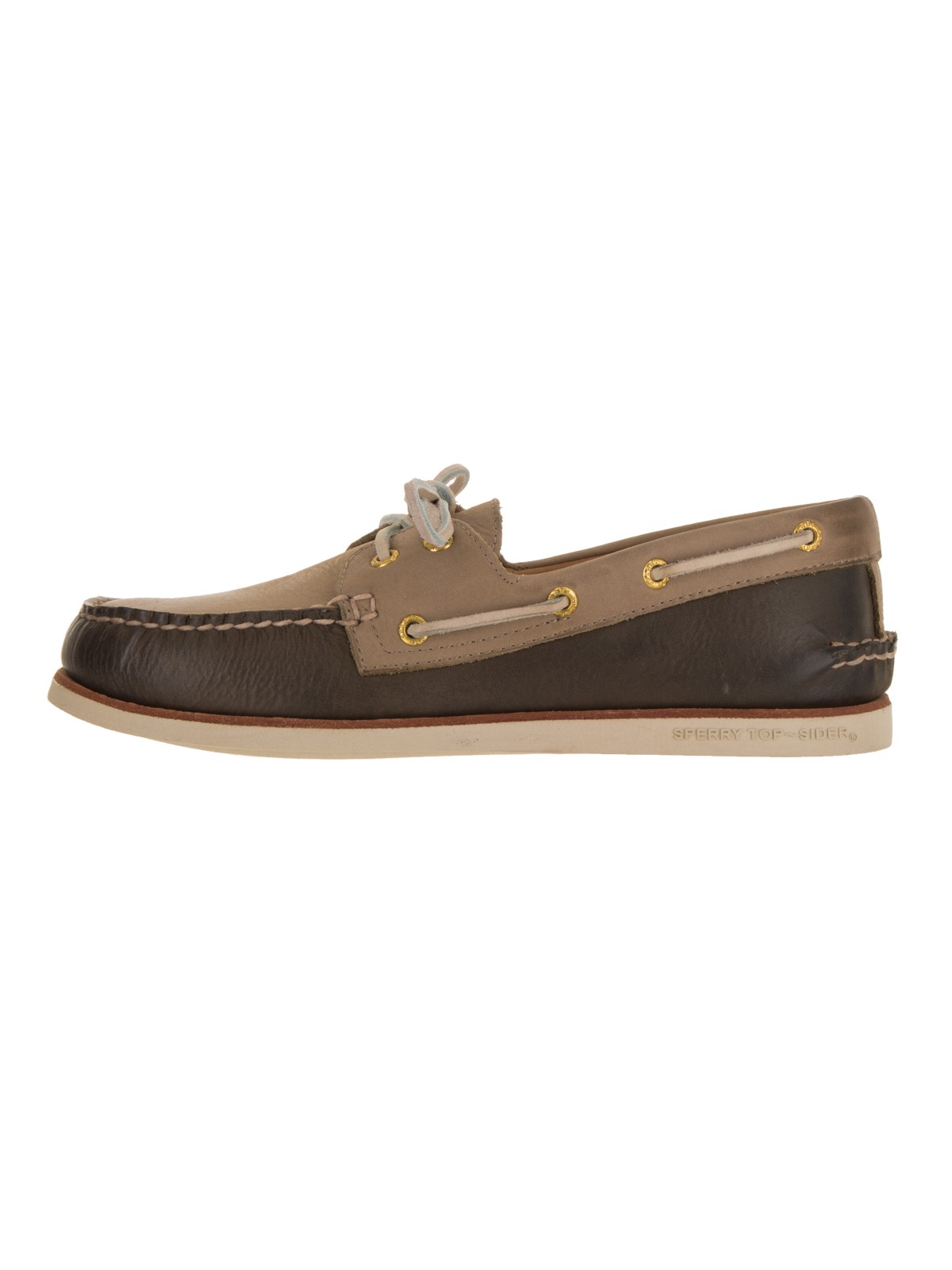 Sperry Top-Sider Men's Gold Authentic Wedge Boat Shoe