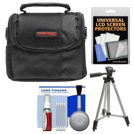 Precision Design PD-C10 Camera/Camcorder Case with Tripod + Accessory Kit