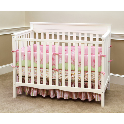 Child of Mine by Carter's Woodhaven Fixed-Side Crib, Vintage White