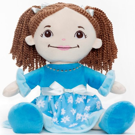 Zoe - The Wonderfully Made Doll Collection - 18 Inch Soft Christian