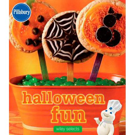 Pillsbury Halloween Fun: HMH Selects - eBook (Pillsbury Easy Halloween Recipes)