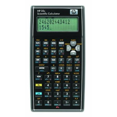 hp 35s - 35s programmable scientific calculator, 14-digit