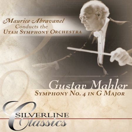 GUSTAV MAHLER - SYMPHONY NO 4 / ABRAVANEL, UTAH SYMPHONY ORCHESTRA](Utah Symphony Halloween)