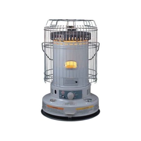 Kero World KW24G Portable Kerosene Heater 23000BTU