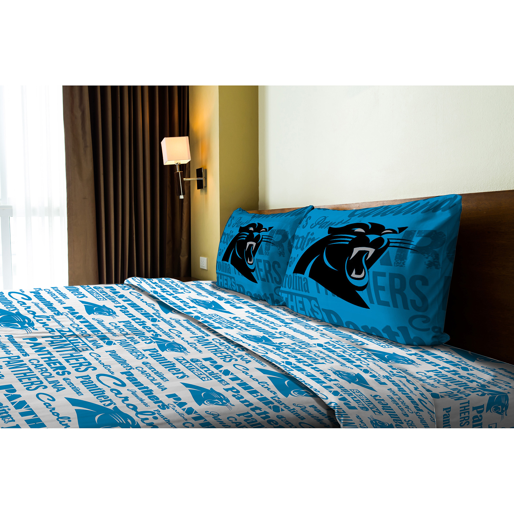 Carolina Panther Sheets