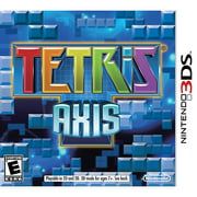 Tetris: Axis (3DS)
