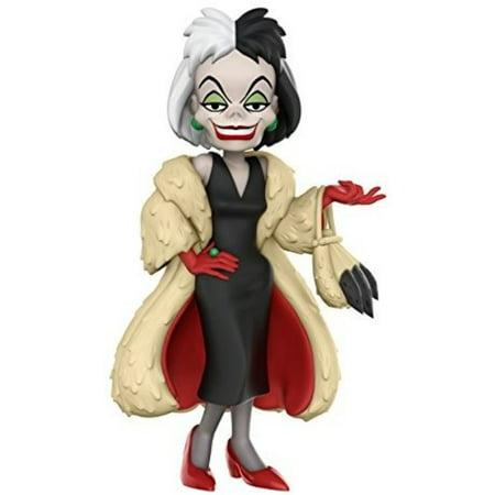 FUNKO ROCK CANDY: Disney - Cruella De - Cruella De Vil Halloween Hair