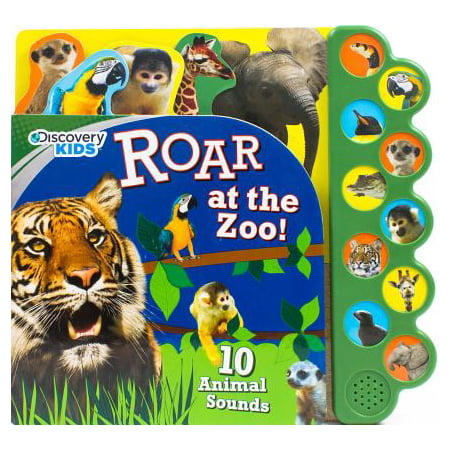 Asahiyama Zoo (Discovery Kids Roar at the Zoo!: 10 Animal Sounds (Board Book) )