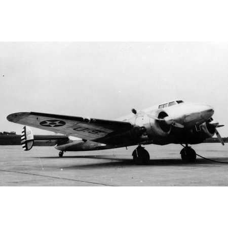 Air Force Aircraft Photos - LAMINATED POSTER The Lockheed XC-35, the first American aircraft with a pressurized cabin. (U.S. Air Force photo) Poster Print 24 x 36