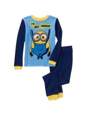 PAW Patrol, Boys 2 Piece Cotton Thermal Set (Little Boys & Big Boys)