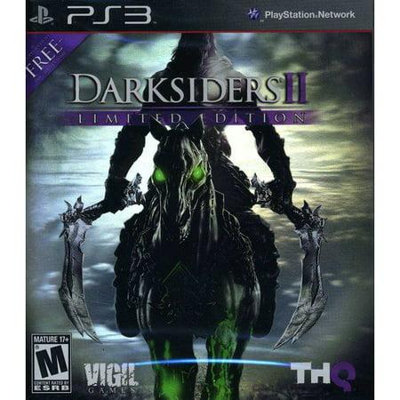Darksiders II: Limited Edition w/ Bonus* DLC (PS3)