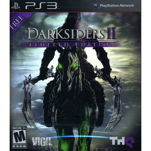 Darksiders II: Limited Edition w/ Bonus* DLC (PS3)