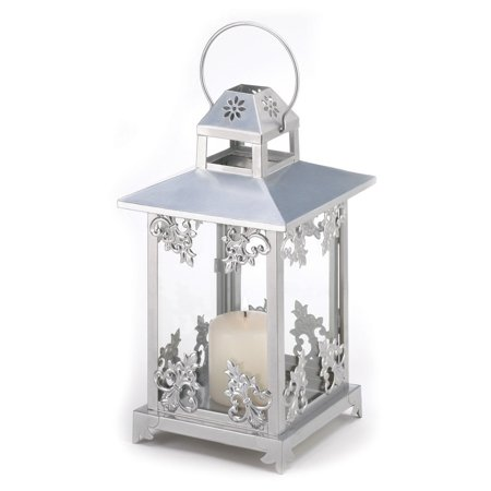 Cheap Decorative Lanterns (White Candle Lantern, Antique Iron Decorative Scrollwork Candle Lantern)