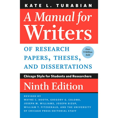 A Manual for Writers of Research Papers, Theses, and Dissertations, Ninth Edition : Chicago Style for Students and (9th Edition 2 Player Starter)