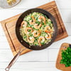 """Thyme & Table Non-Stick 12"""" Fry Pan, Rose Gold"""
