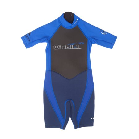 O'Neill Reactor Hybrid Neoprene/Lycra Shorty Kids Wetsuit for Swim Surf