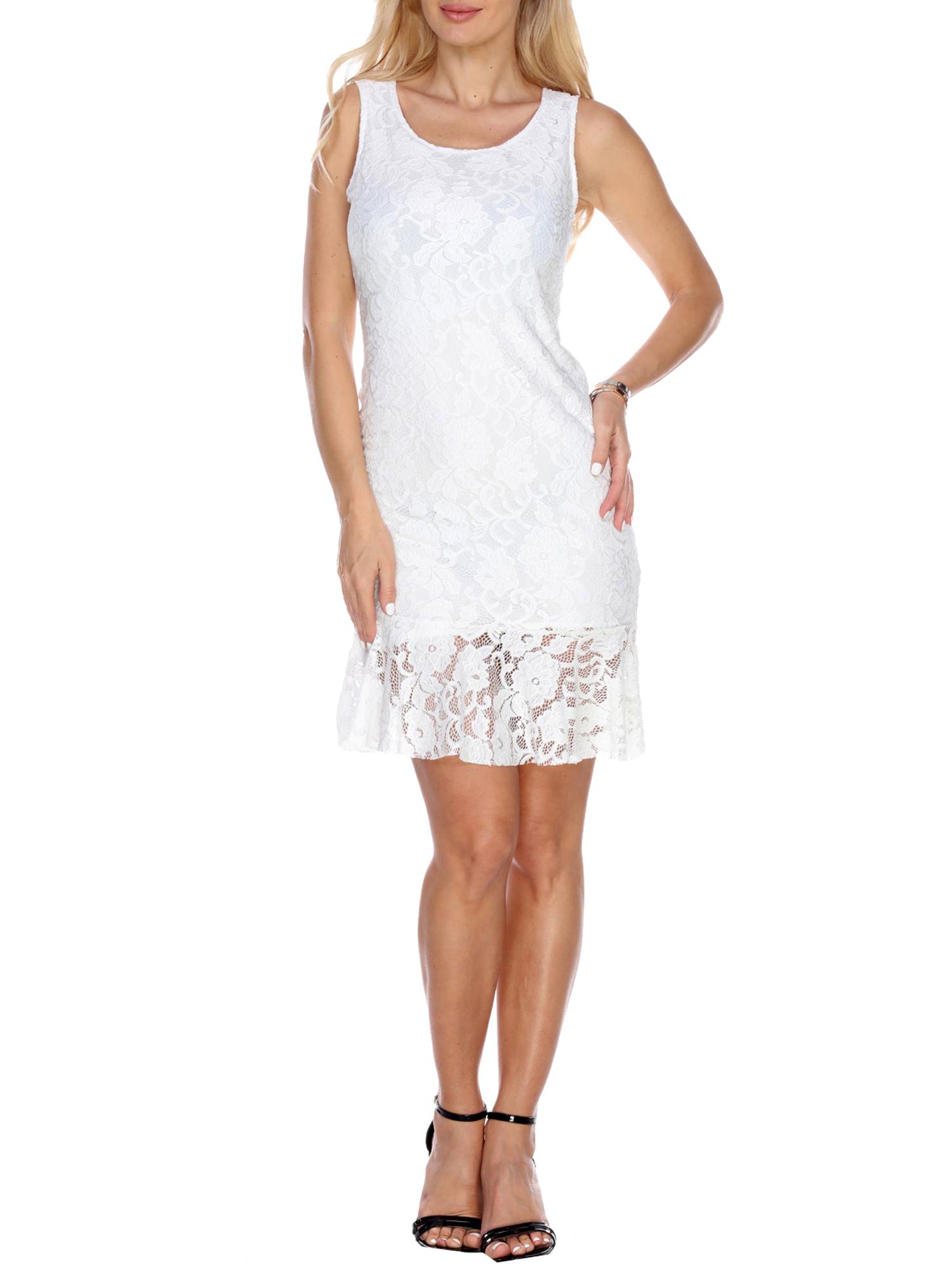 Women's Lace Mini Dress