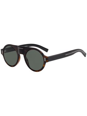 db83c94981 Product Image Christian Dior Fraction2 Unisex Sunglasses 47mm (086 O7 Dark  Havana Green)