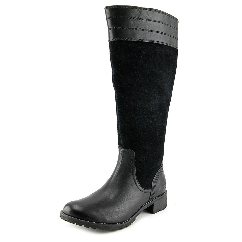 Timberland Bethel Tall Women Round Toe Leather Knee High Boot by Timberland