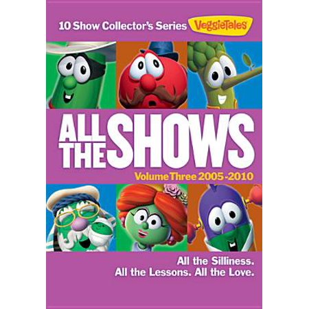 Veggie Stock - Veggie Tales All the Shows Volume 3, 2005-2010 (Other)