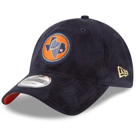 new styles fd7f3 3f806 Houston Astros New Era 2017 World Series Champions State Trophy 9TWENTY  Adjustable Hat - Navy - OSFA