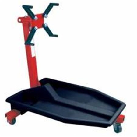 720-000-01 Engine Stand Lower Tray - Black - image 1 of 1
