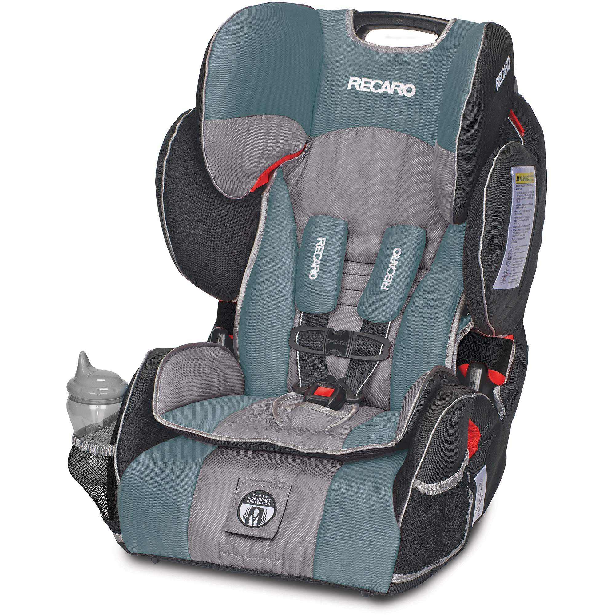 RECARO Performance SPORT Combination Harness Booster Car Seat - Marine