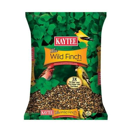 Kaytee Products 8914749 Ultra Wild Finch Wild Bird Food Nyjer, 5 lbs Finch Formula Bird Food