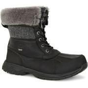 UGG Australia Mens Butte Black (leather) Winter Boot - 11.5
