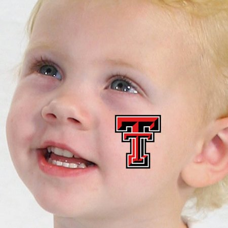 Texas Tech Red Raiders Temporary Tattoos - No Size](Raiders Tattoos)