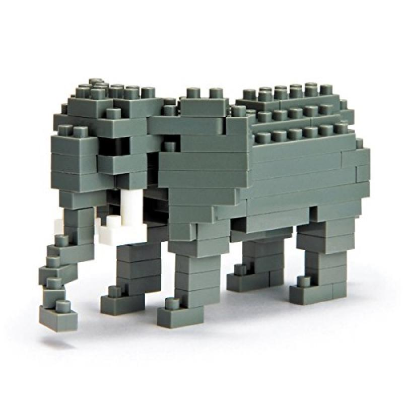 Nanoblock Elephant Building Kit by