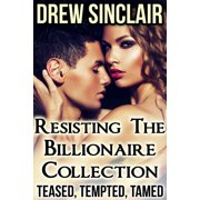 Resisting the Billionaire Collection - eBook