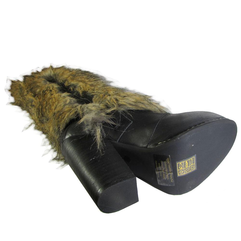 Jeffrey High Campbell Womens Misha Knee High Jeffrey Boot Shoe 91e509